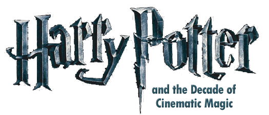 Harry Potter: A Decade of Cinematic Magic - by Dustin Putman